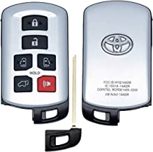 Best toyota sienna smart key battery replacement Reviews