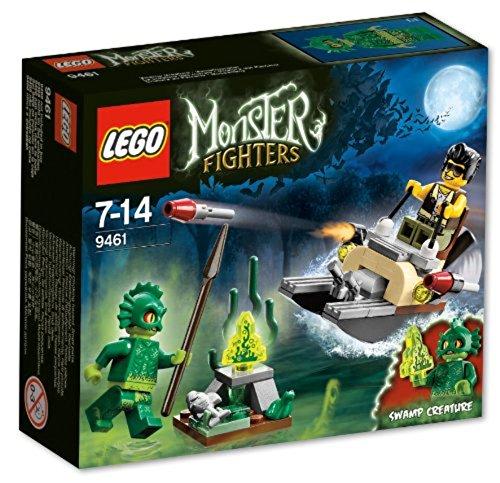 LEGO Monster Fighters - La Criatura del pantano (9461)