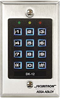Access Control Keypad, DK-12, Weathr Rsist