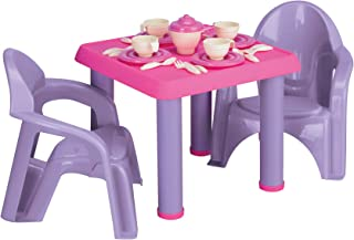 American Plastic Toys 28-Piece Tea Party Set