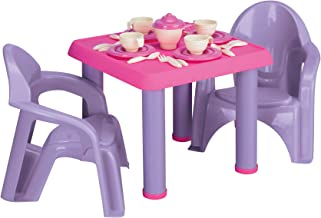 product image for American Plastic Toys 28-Piece Tea Party Set
