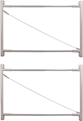 """new arrival Adjust-A-Gate Gate Building Kit, 36""""-72"""" Wide Opening Up to 2021 6' lowest High (2 Pack) online"""