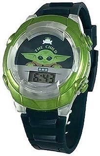 Mandalorian Baby Yoda The Child Boy's Digital Watch with...