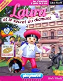 Playmobil laura et le secret du diamant -