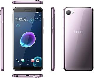 HTC Desire 12 Dual SIM - 32GB, 3GB RAM, 4G LTE, Warm Silver