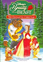 Beauty & Beast: Enchanted Christmas [DVD]