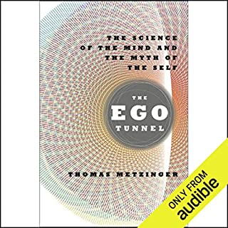 The Ego Tunnel audiobook cover art