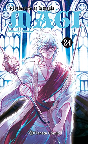 Magi El laberinto de la magia nº 24/37 (Manga Shonen)