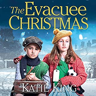 The Evacuee Christmas                   By:                                                                                                                                 Katie King                               Narrated by:                                                                                                                                 Helen Keeley                      Length: 8 hrs and 16 mins     14 ratings     Overall 4.6