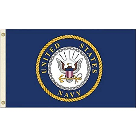 Breeze Decor Navy House Flag Armed Forces Usn Seabee United State American Military Veteran Retire Official Decoration Banner Small Garden Yard Gift Double Sided 28 X 40 Made In Usa Garden