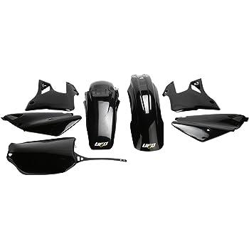 UFO YAKIT306-001 Complete Body Kit BODY KIT YZ85 02-06 BLACK