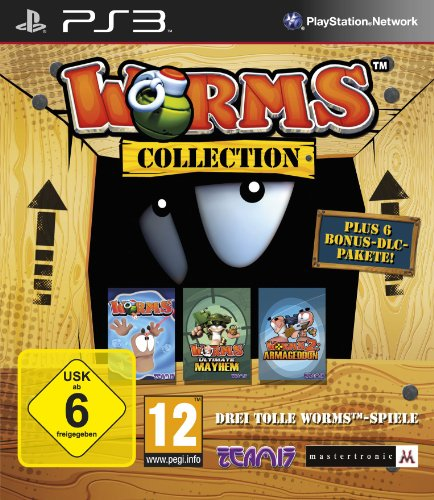 Worms Collection [import allemand]