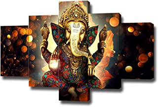 paintings of lord ganesha images