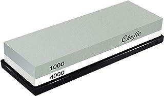 Whetstone Sharpening Stone 1000/4000 Grit – Chefic Premium Knife Sharpener Stone..