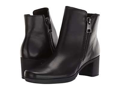 Munro Devon (Black Leather) Women