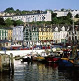 Fishing Boats Moored At A Harbor Cobh County Cork Republic Of Ireland Print Type Paper Size: 15.00 x 15.00 inches Licensor: Design Pics