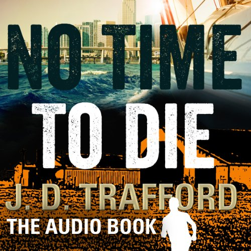 No Time To Die audiobook cover art