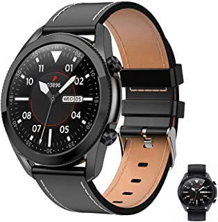 APCHY Relojes Inteligentes Smartwatch para Mujeres,Reloj De Fitness Impermeable IP68, 1.3