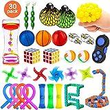 Best Adult Toys - 30 Pack Fidget Toys Set, Sensory Toys Bundle Review