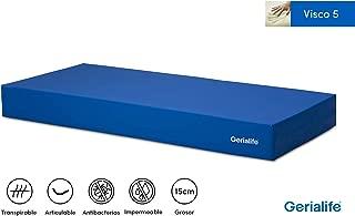 Gerialife® Colchón Geriátrico Hospitalario Articulado   5