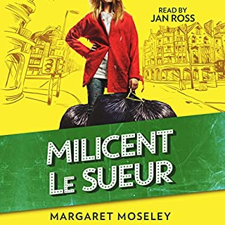 Milicent Le Sueur audiobook cover art