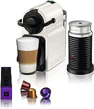 Nespresso Combo Inissia, Máquina de Café com Aeroccino, 110V, Branco