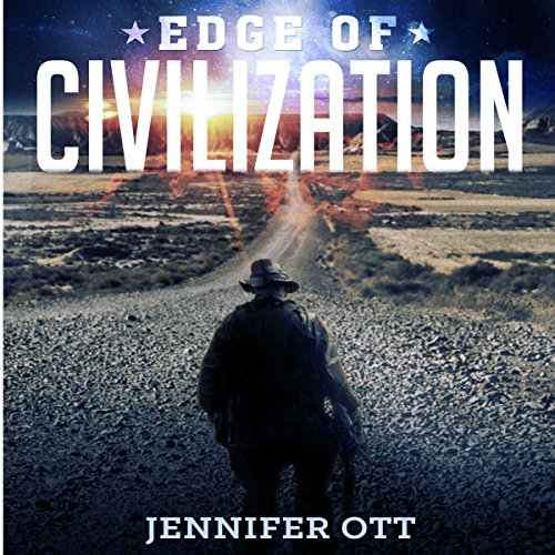 Edge of Civilization audiobook cover art