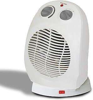 Ambiente termoventilador orientable, Radiador y ventilador de 1000W/2000W, regulable con protección contra la surchauffe