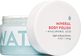 Best water mineral body polish Reviews