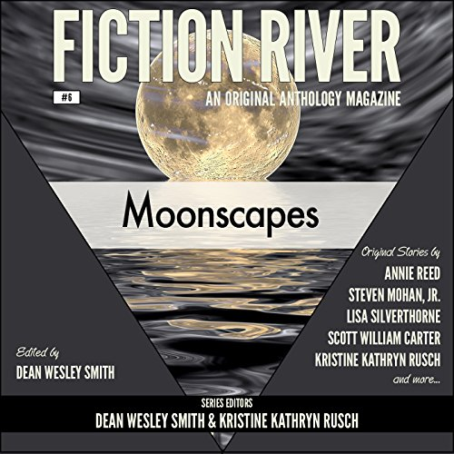 Fiction River audiobook cover art