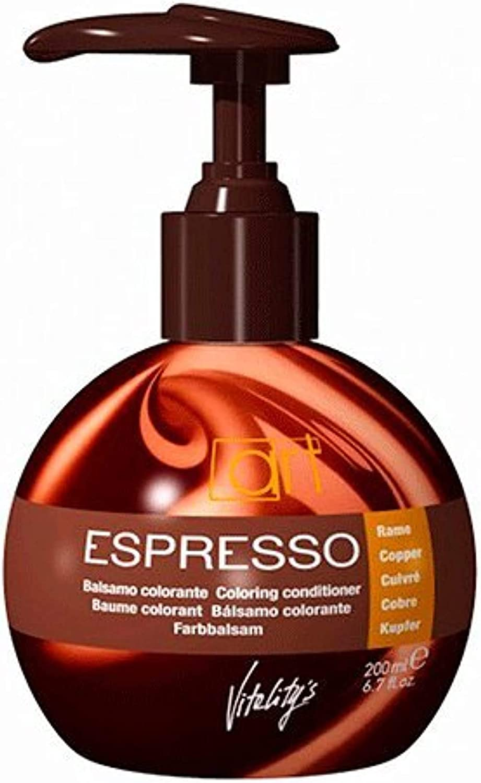 Vitality S Espresso Colouring Conditioner 200 Ml Amazon Co Uk Beauty