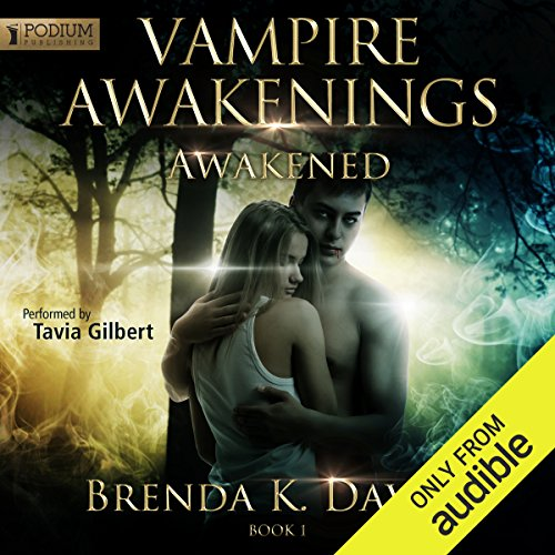 Awakened audiobook cover art