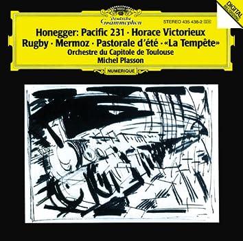 Honegger: Prelude; Pastorale d'été. Poème symphonique; Horace victorieux