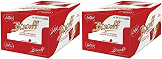Biscoff Cookies Extra Large Caddy Twin Pack (Pack of 2) (80 Cookies / 35.2 oz Total)