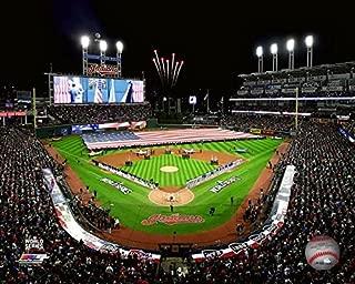 Progressive Field Cleveland Indians 2016 World Series Stadium Photo (Size: 20