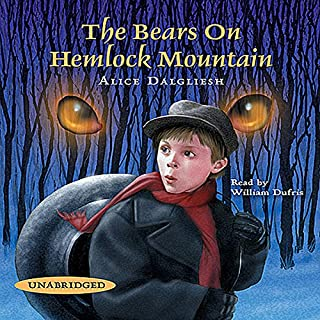 The Bears on Hemlock Mountain audiobook cover art