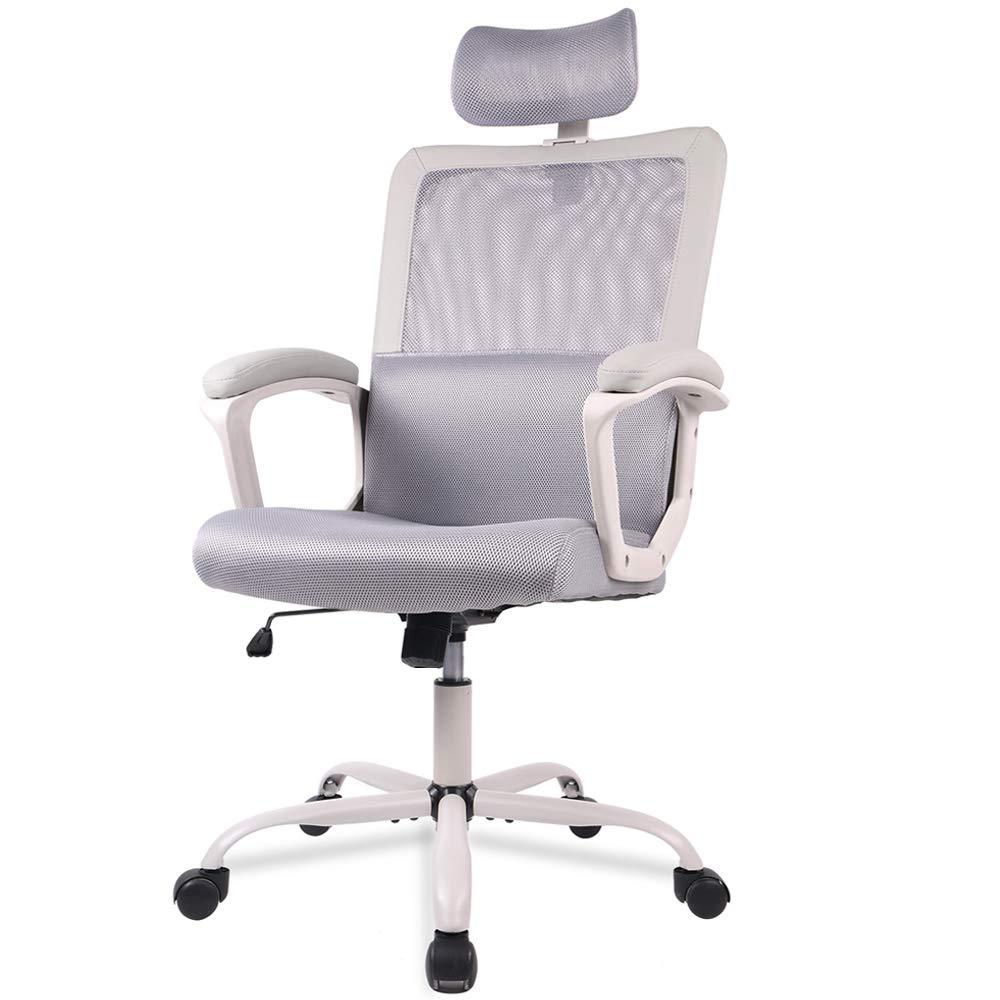 Sumgdesk Ergonomic Computer Adjustable Headrest