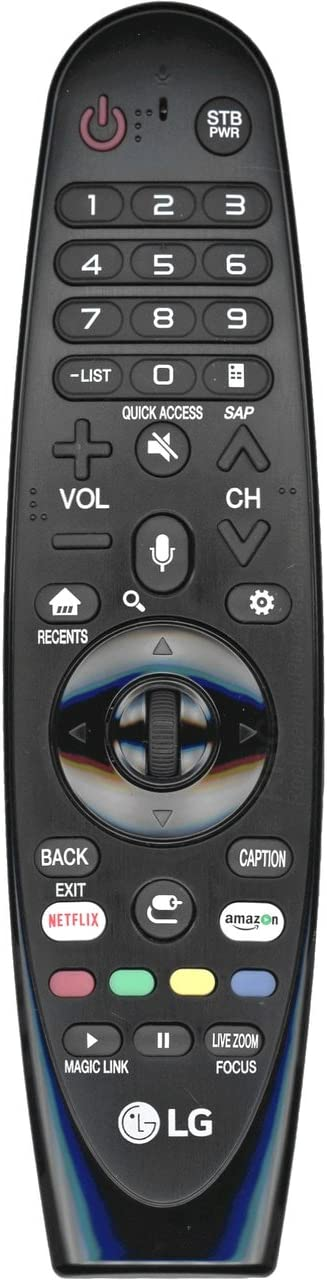 LG AN-MR650A Magic Remote Control with 201 Special Campaign Select Voice Inexpensive Mate for