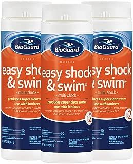 BioGuard Easy Shock and Swim (2 lb) (3 Pack)