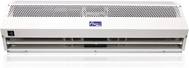 """Awoco 40"""" Super Power 2 Speeds 1350CFM Commercial Indoor Air Curtain, UL Certified,.."""