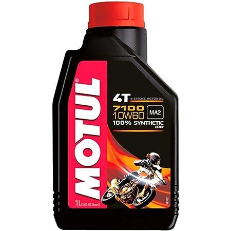 Motul Öl Motorrad 10w30 4t Syn 7100 4l 104090 3374650247298 Auto