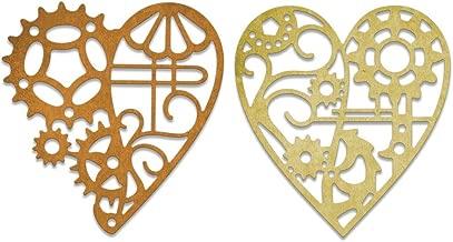 Cheery Lynn Designs CABD99 Hearts #2