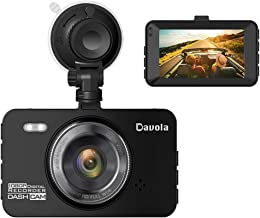Dash Cam, Dashboard Camera for Cars 1080P Full HD 3
