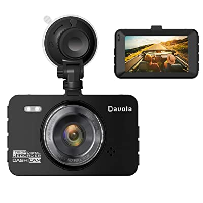 Dash Cam, Dashboard Camera for Cars 1080P Full ...