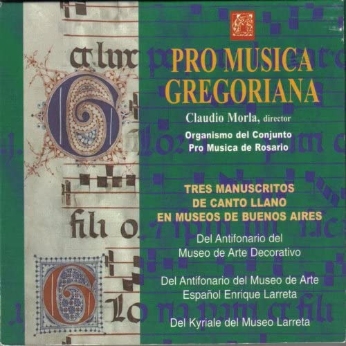 Pro Musica Gregoriana