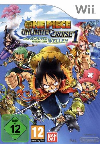 One Piece Unlimited Cruise 1 - Der Schatz unter den Wellen [Software Pyramide]