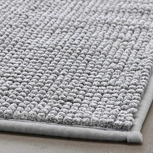"Ikea's Toftbo Bathmat, Gray, 24""X35"""