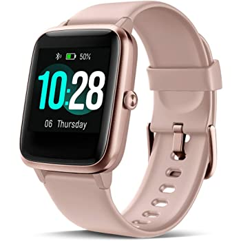 CHEREEKI Smartwatch Reloj Inteligente, Impermeable IP68 Pulsera ...