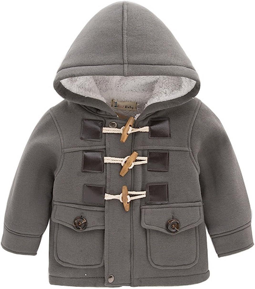 LadayPoa Fashion Winter Children Kids Max 59% half OFF Infant Outerwear Baby Boys