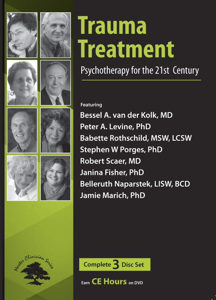 Trauma Treatment: Excellent New color Psychotherapy for the Century 3- Complete 21st